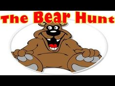 """The Bear Hunt"" is a fun activity song and video that can be incorporated into a variety of educational themes (i.e. animals, bears, hibernation, letter ""b"" etc.) This music video teaches memory/recall, listening skills and following directions. Plus, kids love it! Join us for more free videos at: http://www.youtube.com/user/thelearningstation & http://www.facebook.com/LearningStationMusic"