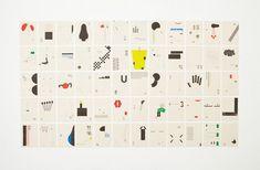 Daigo Daikoku. 100 Parts of the Body. Nippon Design Centre. 2012 Yellow Pencil Winner.