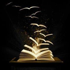 stock photo : The magical world of reading: magic book with pages transforming into birds Dove Flying, Black Bird Tattoo, Tattoo Bird, Best Biographies, Wild Bird Feeders, Christian Friends, Have Faith In Yourself, Bird Artwork, Funny Birds