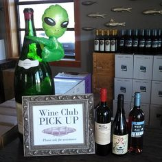 Our April Club Wine Pick Up party #bonnydoonvineyard #tastingroom #DEWN