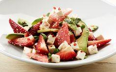 Salatost i maden - Opskrifter - Arla