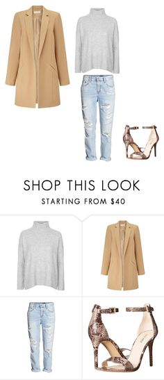 """""""Untitled #276"""" by doda-laban on Polyvore featuring Topshop, Miss Selfridge, H&M, Nine West, women's clothing, women, female, woman, misses and juniors"""