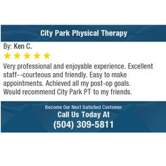 Very professional and enjoyable experience. Excellent  staff--courteous and friendly. Easy...