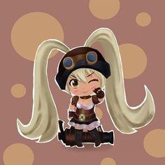 Chibi Mobile Legend #4