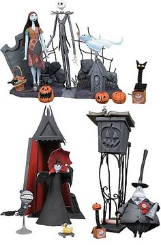 I love Nightmare Before Xmas stuff!