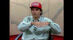 Nelson Piquet Entrevista do Século no MrChato27 - PARTE FINAL