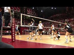 "Nebraska Volleyball 2012 - ""Turn It Up"""