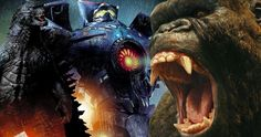 Pacific Rim Crossover with Godzilla and King Kong May Happen -- Director Steven S. DeKnight reveals a potential Pacific Rim crossover with Universal's MonsterVerse, which includes Godzilla and King Kong -- http://movieweb.com/pacific-rim-movie-godzilla-king-kong-crossover/