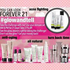 I need 20 people (guys you can do it too), to allow me to borrow your face for 21 days...Mary Kay is launching a new program called #glowandtell First 20 people to respond (must not have a MK consultant currently) will get to participate in this exclusive testing program and amazing offer from me! You don't have to live near me to participate!! Visit www.marykay.com/deshawnna.brown  #MaryKay #MKMen #clearproof #timewise #timewiserepair #beauty #skincare #glowandtell #ilovemymarykay…