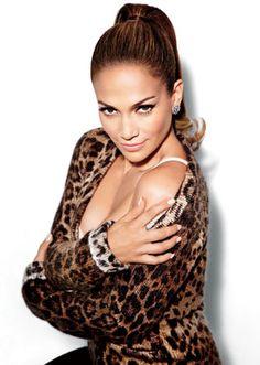 Jennifer Lopez Leopard Print