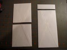 A Creative Operation: mini album envelope tag book