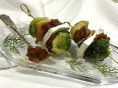 https://youtu.be/1rkhlXqLqFo Sweet, sour, HOT, cheesy, bacon, veggie One-Bite delights! There is everything to love about these Brussels Sprout Sliders with Ghost Chili Onion Jam! Serve as an appetizer. A complete meal for a luncheon. Perfect on a Tapas/Meze table spread, but most of all enjoy the layers of satisfying flavors these beautiful sliders bring to…