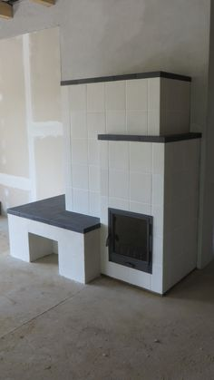 Stove, New Homes, Relax, Cottage, Chocolate, Home Decor, Wood Burning Fireplaces, Stoves, Houses