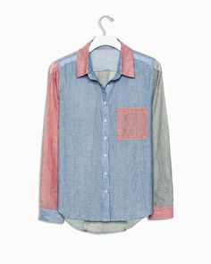 Stratford Shirt by Stylemint.com, $39.98