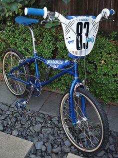 HARO Number Plate Quadangle Haro Bikes, Haro Bmx, Bmx Cycles, Vintage Bmx Bikes, Bmx Cruiser, Bmx Racing, Bmx Freestyle, Oldschool, Cool Bikes