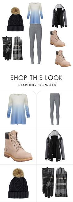 """""""Keeping warm during winter"""" by grace-dxvii on Polyvore featuring Joie, ATM by Anthony Thomas Melillo, Timberland and Tommy Hilfiger"""