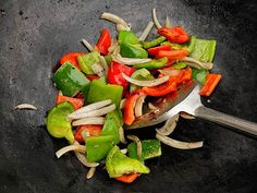 The Science of Stir-Fries