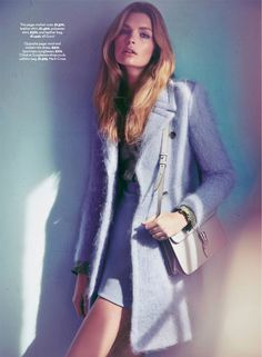 Marie Claire UK September 2014 | Gertrud Hansen | James Macari