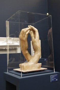[expo]«Cathédrales 1789-1914 : un mythe moderne» au Musée des Beaux Arts de Rouen La cathédrale Rodin 1908