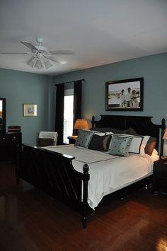 Agave -- Behr Premium Plus.  Possible basement bathroom color,  LOVE THE COLOR