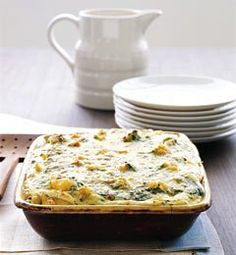 Recipes from The Nest - Seafood Lasagna