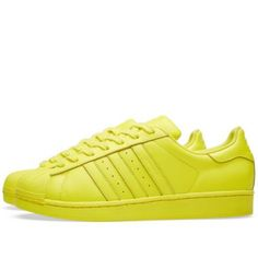 Adidas Supercolour Yellow - I NEED these