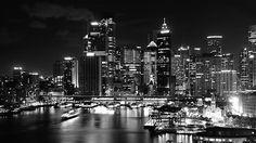 Black And White Photos - Sydney
