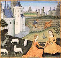Maître de Charles d'Angoulême, Les Secrets de l'histoire naturelle, contenant les merveilles et choses mémorables du monde, vers 1485.