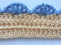 Want to learn how to crochet a shell stitch and how to work shell stitch in rows? If so, check out this tutorial.