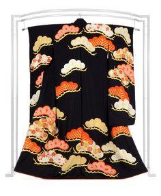 【大振袖展】 【最高級振袖】 特選本手加工友禅絞り刺繍お振袖 「吉祥松」 ≪なんとも贅沢。身に纏う芸術。≫|京都きもの市場