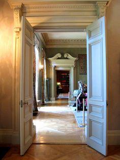 Of All Design: Filoli Drawing Room San Fransisco