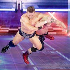 SmackDown 9/13/16: John Cena & Dean Ambrose vs. AJ Styles & The Miz