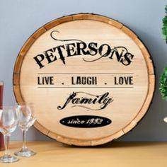 Custom Bar Signs Home Bars Decorators Love