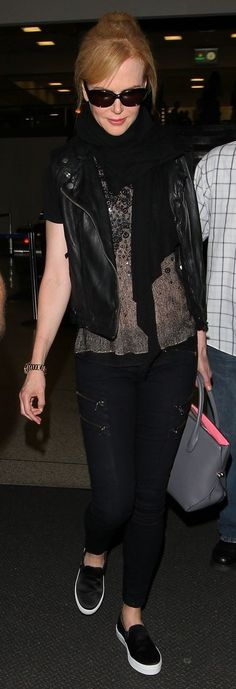 Nicole Kidman in the Lariat Jean