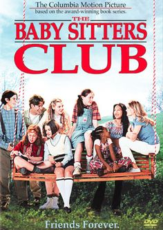 I was so excited about this movie when it came out. I loved the tv show and even started our own baby sitters club with some friends. lol.