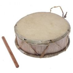 Kids Hand Drum, Handmade in Peru