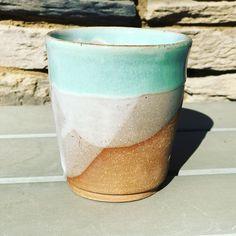 Handmade tea cup Pottery Ideas, Tea Cups, Ceramics, Artwork, Kitchen, Projects, Handmade, Home Decor, Ceramica