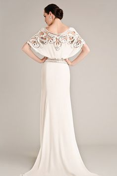 Gown by Temperley London #weddingdresses