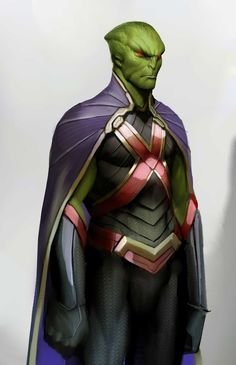 Martian Manhunter - best take | comics
