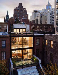 Danny Kelly: Gramercy Park Townhouse ~ NY