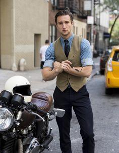 menstyle1:Men's Street Style Inspiration #33 Shop Men's Handmade Accessories on MENSTYLE1.NET :: Men's Style