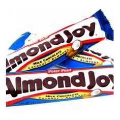 Almond Joy Candy Bar 36 Count Box