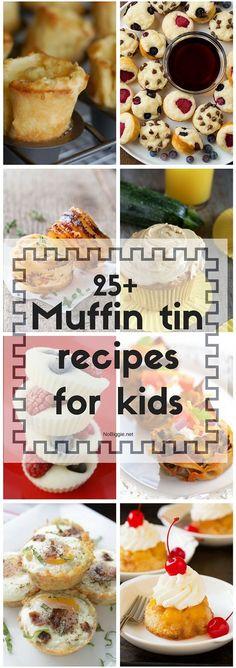 25+ Muffin Tin Recip