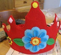 felt crowns  una altra corona és possible