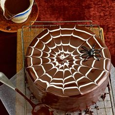 Halloween Cake Recipes and Decorating - Halloween Cake Ideas - Delish.com