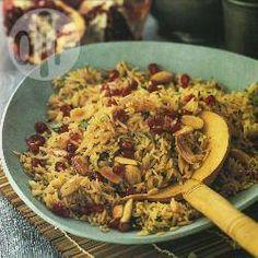Zdjęcie do przepisu: Aromatyczny ryż basmati