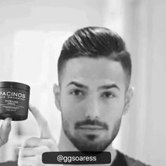 "😳😍👌🏼 @PacinosSignatureLine New Great ""POMADE"" Firm Flexible Hold. Watch 3 Different Hair Styles on @ggsoaress 👌🏼 ⚫Order at www.PacinosProducts.com 🌎WORLDWIDE Shipping #PacinosSignatureLine #PacinosAtTarget #Pacinos #hairstyle #menshair #mensgrooming #haircut #undercut #barber #menslook #newhaircut #hairstyles #pompadour #menshaircut #hairdresser #menshairstyle #hairtrends #barberia #barberlifestyle #hairproduct #hair #hairdone #hairmenstyle #menshairworld #hairmanstyle #peinadosvideos…"