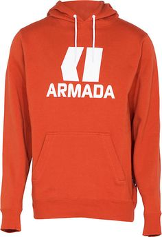 Armada Classic Pull Over Hoodie - Men's Ski Hoodies - Winter 2015/2016 - Christy Sports