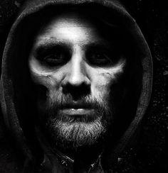 Haunting. Sons of Anarchy last season promo image #SofA