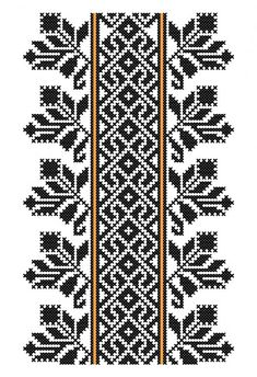 BIG084 Basic Embroidery Stitches, Folk Embroidery, Cross Stitch Designs, Cross Stitch Patterns, Cross Stitch Tattoo, Rose Coloring Pages, Tapestry Crochet Patterns, Graph Design, Loom Weaving